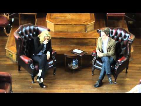 Lisa Kudrow   The Cambridge Union