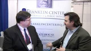Jason Stverak tells Tony Katz about the Franklin Center mission