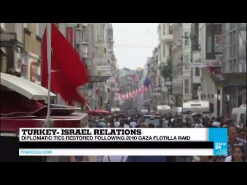 Turkey-Israel relations: diplomatic ties restored following 2010 Gaza Flotilla raid