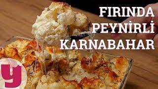 Fırında Peynirli Karnabahar (Lezzet Bombası!) | Yemek.com