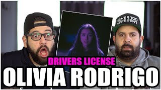 SHE IS THE NEXT BIG STAR!! Olivia Rodrigo - drivers license (Official Video) *REACTION!!
