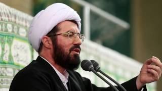 سخنرانی شب چهارم محرم ۹۵ حسینیه امام خمینی - حجت الاسلام مسعود عالی