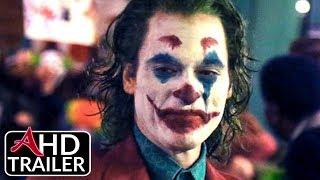 The Joker(2019) - TEASER TRAILER - Joaquin Phoenix, Robert De Niro Film (CONCEPT)