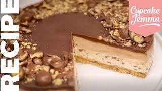 Malteser Cheesecake Recipe  Cupcake Jemma