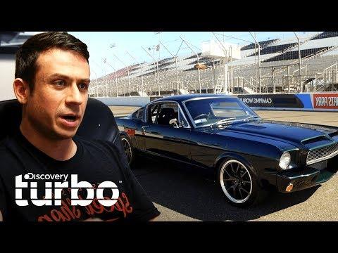 ¡Dueño de Mustang cambia de opinión! | Classic Car Studio | Discovery Turbo
