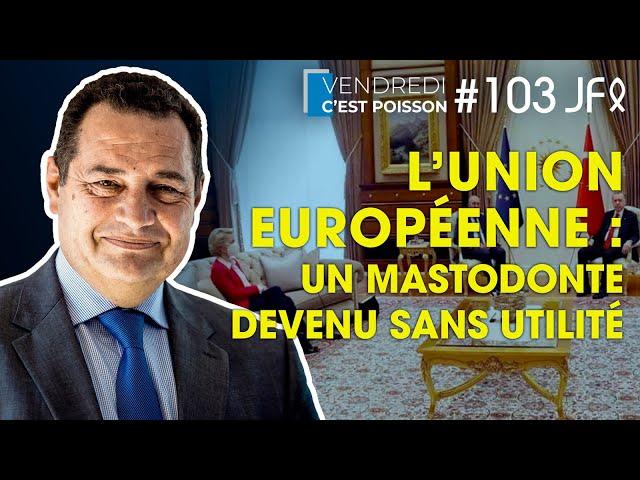 L'Union Européenne : un mastodonte devenu sans utilité | VCP 103