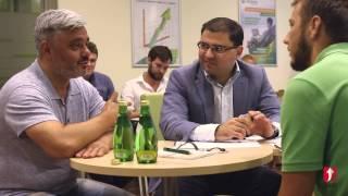 Бизнес-школа ВВЕРХ: разбор кейса Артема Подлеснова