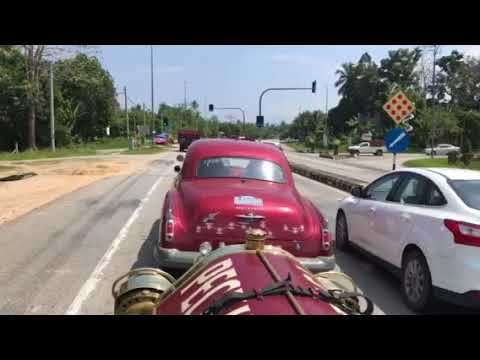 1907 Itala on The Road to Saigon Day 4 and all ok