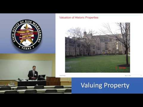 Valuing Property for Texas State Agencies