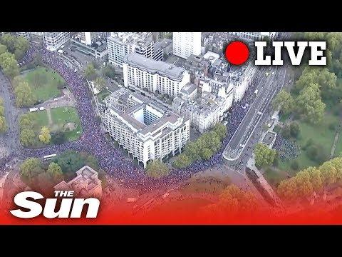 People's Vote Super Saturday protest | Live replay