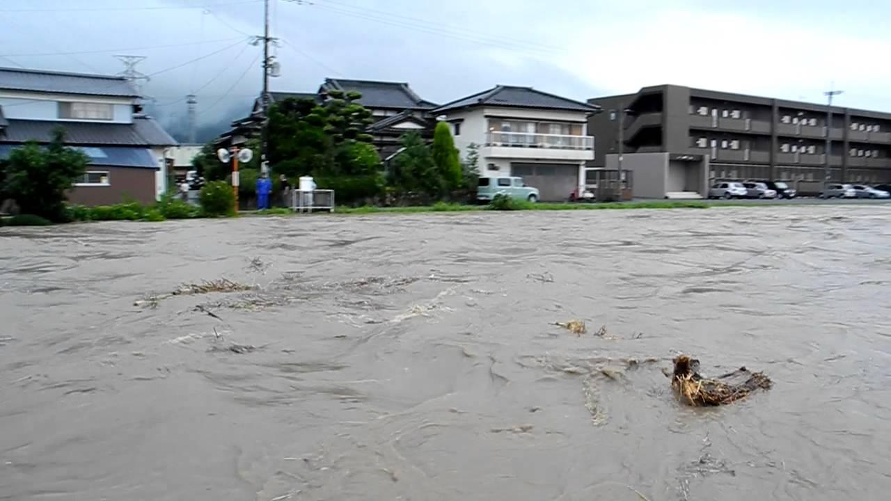 九州北部豪雨 2012年07月14日 う...