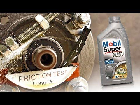 Mobil Super 3000 XE 5W30 Jak skutecznie olej chroni silnik?