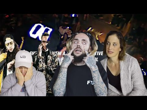 MOM REACTS TO $UICIDEBOY$!!!