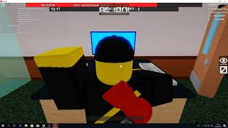 Playing roblox With Xvl454