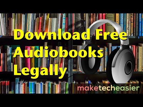7 Websites Where You Can Find And Download Free Audiobooks Legally