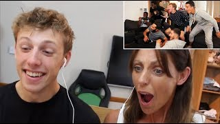 W2S MUM WATCHES DISS TRACK (EXPOSED) - REBEL REACTS