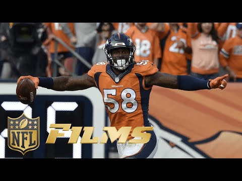 Mic'd Up Von Miller Leads Broncos Defense To Big Win Over Vikings   Sound FX (Week 4)   NFL Films