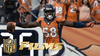 Mic'd Up Von Miller Leads Broncos Defense to Big Win Over Vikings | Sound FX (Week 4) | NFL Films