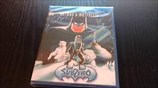 Quick Unboxing: Batman & Mr. Freeze: Subzero Blu-ray