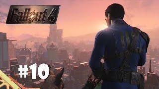Fallout 4 10 Убежище 81