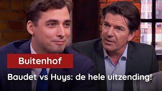 Oordeel zelf! Thierry Baudet vs Twan Huys bij Buitenhof