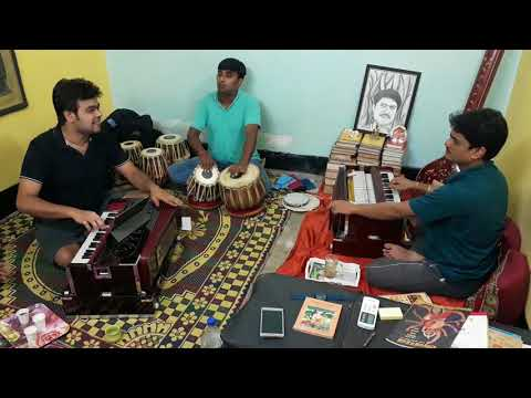 Bone noi mone mor by Jimut on Tabla Pritam Chakraborty