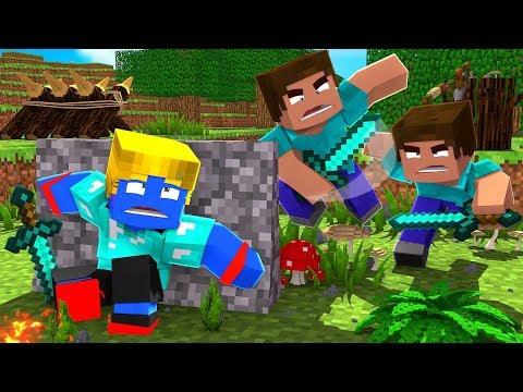 ATACARAM NOSSA BASE | 09 | Minecraft Nexus Clans [ Especial 30 Minutos ]