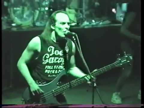Coroner - Live in East Berlin 1990 (full show)