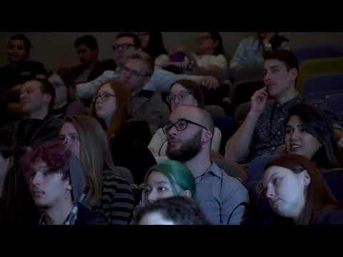 """Emerge 2018 - """"Modern Media"""" Talk"""