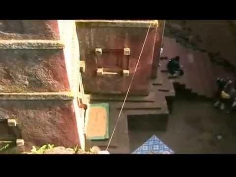 Lalibela Ethiopia Up-close