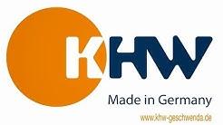 KHW Kunststoff- und Holzverarbeitungswerk GmbH  | Unternehmensfilm