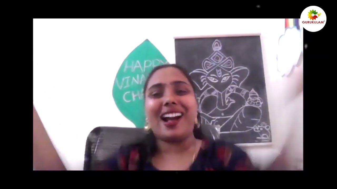 Ganesha Chathruthi Celebrations|Gurukulam |Homeschooling|