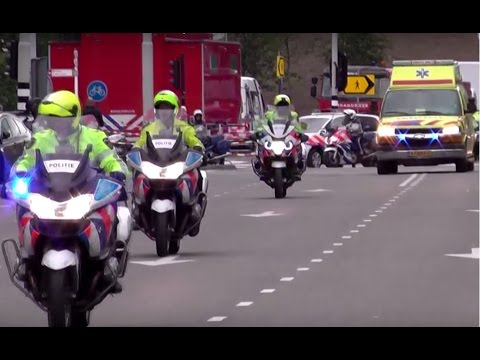 327 Patients evacuated after VUMC Hospital Amsterdam had flooded [Part_2/5]