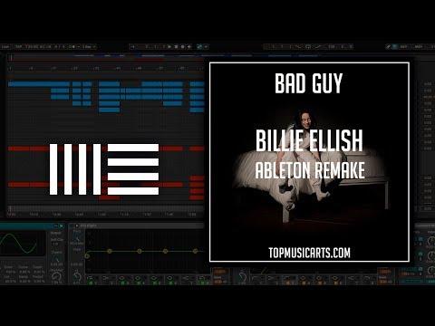 Billie Ellish - Bad Guy Ableton Live 9 Remake (Indie Template)
