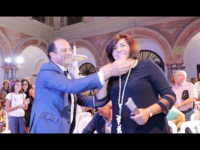 VÍDEO: María De La O Redondo Calvillo es elegida Presidenta de la Junta Local del PP de Lucena