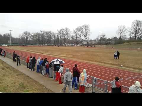 Byhalia high school 4x1 relay