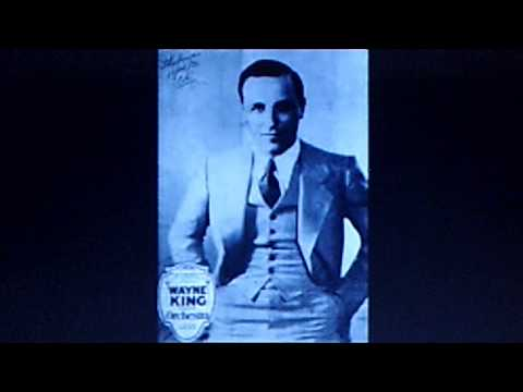 """Wayne King And His Orchestra:  """"Alice Blue Gown""""  (1940)"""