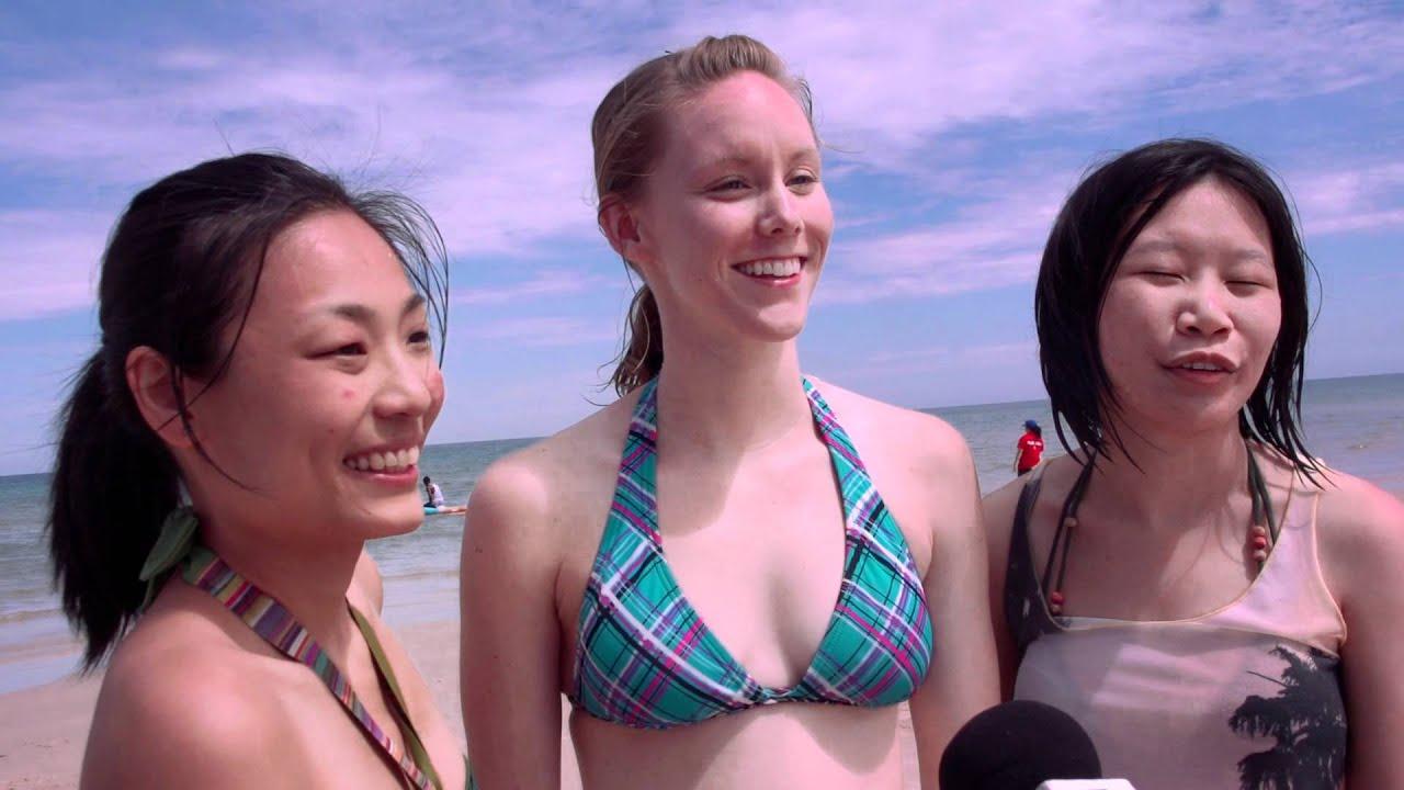 International Students Experience South Australian Beaches University Of South Australia Youtube