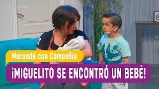 Miguelito encontró un Bebé - Morandé con compañía 2016 thumbnail