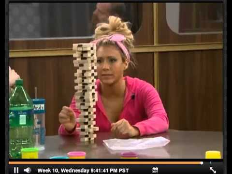 BB15 Amanda and GinaMarie Fight ...(The Whole Thing)