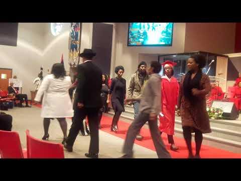 LWCC 2018 skit observing Black History Month