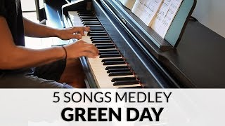 Green Day - Piano Solo Medley