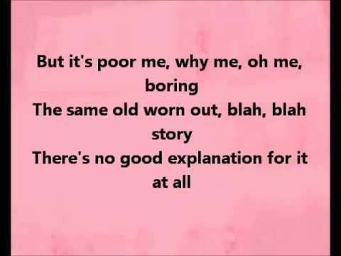 It Happens-Sugarland-Lyrics