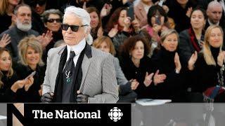Iconic Chanel designer Karl Lagerfeld remembered