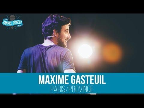 Maxime Gasteuil - Paris / Province