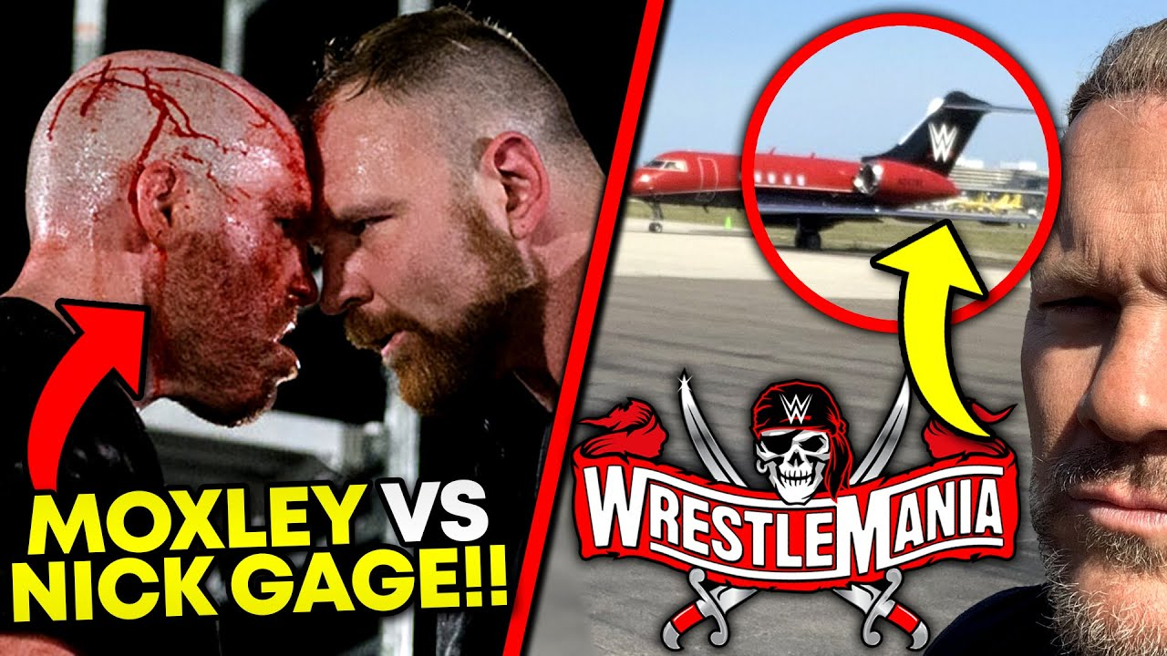 Download Chris Jericho At WWE WrestleMania? | Jon Moxley vs Nick Gage!! | Bullet Club Offer To Help AEW Star