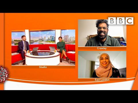 TV channels to show Covid vaccine myth-busting video 🔴 @BBC News live - BBC