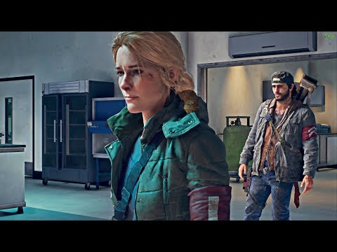 Days Gone - Where The Virus Came From