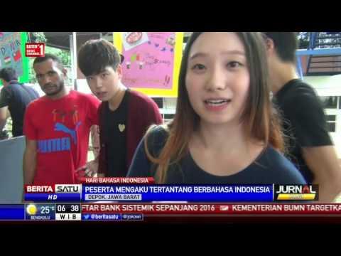 Cewek Jepang Ini Mengaku Senang Berbahasa Indonesia