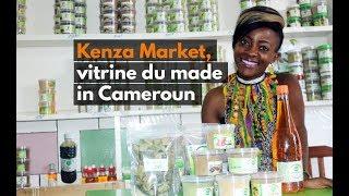 Kenza Market, vitrine du made in Cameroun